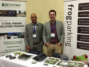 CPPA Sentry booth 2015